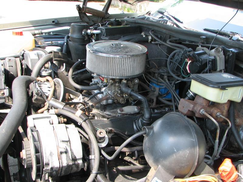 Chevrolet Caprice L V